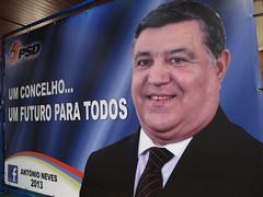Apresentação Candidatura António Neves
