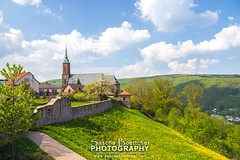 Beautiful Dilsberg IV (sashahasha) Tags: germany deutschland spring catholicchurch frhling dilsberg badenwrttemberg katholischekirche sashahasha
