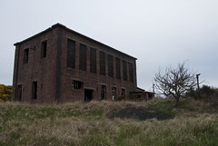 Dynamite storage (mmcad) Tags: abandoned buildings japanese scotland decay north group swedish storage company stevenson imperial alfred dynamite left peninsula chemicals derelict irvine explosives industries nobel troon ici ayrshire disrepair 1870 ardeer enterprises inabata