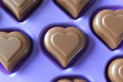 May 12th 2013 (kazc365) Tags: food hearts chocolate 365 cadburys confectionery