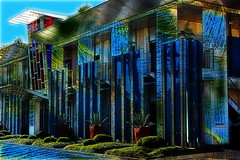 Residential (hollykl) Tags: architecture photomanipulation orlando digitalart surreal hypothetical vividimagination arteffects sharingart awardtree netartii