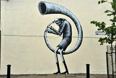 Baroque the Streets (unusualimage) Tags: streetart london graffiti noir run mydogsighs eastend roa dscreet czk unusualimage therollingpeople pablodelgado baroquethestreets dulwichstreetartfestival
