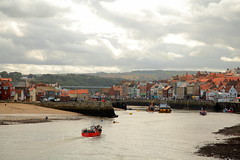 Whitby September 2010 (foxxyg2) Tags: harbour yorkshire whitby