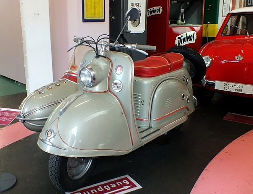 Goggo 20TA55 197cc 1954