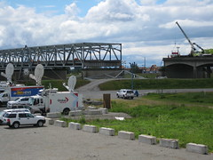 Skagit River Bridge Collapse (Hugo90) Tags: bridge burlington truck river washington i5 crash collapse damage skagit interstate mountvernon oversize may232013
