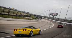 Out for a Spin (DL_) Tags: chevrolet automotive chevy transportation corvette motorsports vette tms zr1 texasmotorspeedway
