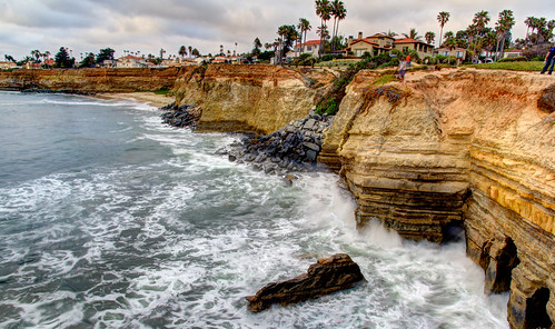 Sunset Cliffs HDR