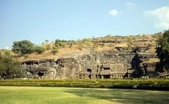 Ellora Caves: Kailasanatha Temple (Cave 16), Ellora, Maharashtra (ddasedEn) Tags: maharashtra aurangabad ellora elloracaves