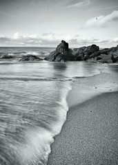 Relentless (CyrusMafi) Tags: ocean longexposure sky bw inspiration beach canon sand flickr poetry waves catalinaisland inspiring bibel gettyimages quates cyrusmafi