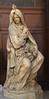 Mourner - sculpture at Colbert's grave monument (Monceau) Tags: paris church grave statue mourner sainteustache jeanbaptistecolbert