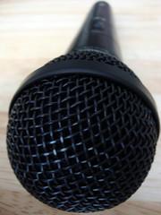 Horizon HM1000 Microphone. (dccradio) Tags: black nc horizon voice northcarolina electronics sing microphone mic recording speak vocal lumberton robesoncounty hm1000 horizonhm1000 horizonmics horizonmicrophones