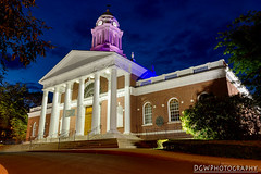 City Hall (dgwphotography) Tags: nikond600 28mmf18g cityhall milfordct nightphotography