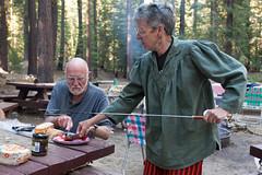 Tube Steak _4228 (hkoons) Tags: aspen group jackson meadow reservoir peace corps spring unit tahoe national forest 2016 sierra sierras campout mountians recreation rpcv