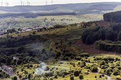 Rhondda Fach from Daerwynno Mountain (8) (Mal.Durbin Photography) Tags: rhonddacynontaf rhonddacynontaff rct rctlandscape maldurbin walesuk southwalesuk