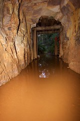 Blackwood Goldmine (World Space Patrol) Tags: blackwood underground abandoned disused goldfields goldrush mines goldmines adit tunnel victoria