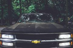 the devil's ride (Schub@) Tags: karlsruhe chevrolet chevy car auto suv black schwarz devil teufel sony a6000 emount e sigma 19mm f28 art nex alpha