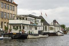 House Boat (Kev Gregory (General)) Tags: kev gregory canon 7d baltic cruise royal caribbean navigator of the seas europe copenhagen denmark scandinavia house boat houseboat