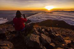 Miles de gracias por vestirnos de nuevo con tu amor (hacer fotografa es toda mi vida) Tags: sunrisesguatemala volcano volcntajumulco crter crater cima clouds sky guatemala landscapes wind peace tour visitguatemala