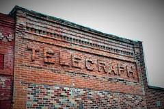 Missouri, Princeton, Telegraph (EC Leatherberry) Tags: mercercounty missouri princetonmissouri telegraph