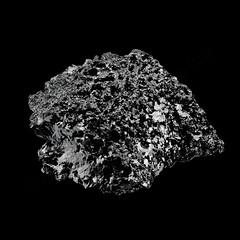 Boron crystal (--) Tags: boron element