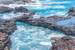 Hulopoe Bay, Lanai (Aaron Suchy Photography) Tags: lanai island hawaii maui hulopoe bay ocean pacific puupehe