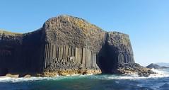 Fingal's Cave, Staffa (ghisan) Tags: fingal fingalscave staffa scotland lava basalt cave mendlesson overture jgblp