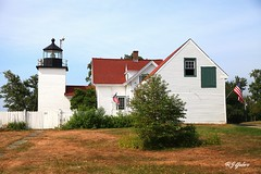Fort Point Lighthouse ME. (rjgabor) Tags: maine lighthouse lighthousetrek fort point