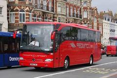 Redwing 218 BN12 CNC (johnmorris13) Tags: redwingcoaches bn12cnc mercedes tourismo coach