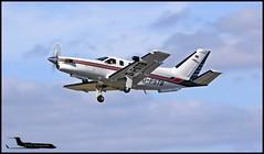 D-FSTB Socata TBM 850 c/n 387 (EGLF) 11/09/2016 (Ken Lipscombe <> Photography) Tags: dfstb socata tbm 850 cn 387 eglf 11092016 farnboroughairporticaoeglfbizjetsaviationflyingtag