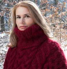 Bordeaux Hand Knitted Mohair turtleneck - design by Tangles Creations (Mytwist) Tags: tanglescreations bordeaux hand knitted mohair sweater chunky tneck pullover tangles creations style sexy sweatergirl wool woman woolfetish fashion fetish fisherman female fuzzy girl grobstrick girlfriend handgestrickt handcraft heavy red rollneck rollkragen turtleneck timeless traditional cabled craft classic cozy handknitted blonde handknit knitwear lady laine bulky wife oversize design milf woolmilf
