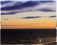 Sunset over the beach (Ghatahora Photography) Tags: bhupinderghatahora capturenx2 ghatahoraphotography pamberforestpamber cloudstreessunset cyanotypestonning landscapes naturetreebwcloseup sunriselakeslakedistrict