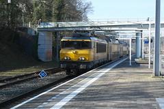 NS 1756 met DDAR 7342 ([Publicer Transport] Ricardo Diepgrond) Tags: ns 1756 ddar 7342 dubbeldekker agglo regio trein arnhem centraal
