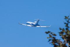Private Boeing 727-200/Adv(RE) Super 27 M-STAR (jbp274) Tags: lax klax airport airplanes boeing 727 vip bizjet