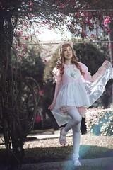 003 (other_b) Tags: pastel japanese fashion harajuku alternative pink colors fashionblogger blogger blog japanesefashion canon canont3 canonrebelt3 50mm model girl
