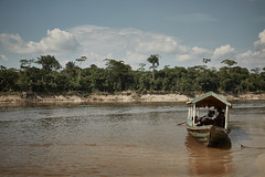 Amazon River-Jungle ( cilantrophotos) Tags: life jungle taxi boat amazon river tree beach trip humanitarian photographers lonely planet explorer amazing