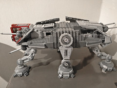 UCS AT-TE v2015 - 100% Complete (Virus') Tags: lego star wars atte walker ucs 2015 2016