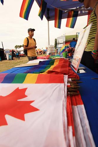 Vancouver Pride Festival 2016