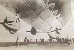 The Norge 1926 (ddsiple) Tags: italian 1926 norge roaldamundsen northpole exploration dirigible lemiroirdessports