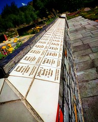 Senghenydd Mining Memorial, Aug 29th 2016 (andrewllewellyn) Tags: southwales wales cymru mining senghenyddminingmemorial miningdisasters coalmining senghenydd