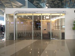 Passenger Information Centre (A. Wee) Tags: jakarta  indonesia  airport  cgk soekarnohatta terminal3 garudaindonesia