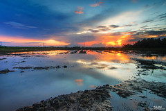 Sunset Again (Pakcik G) Tags: sunset pakcikg sonya550 nd8 gndfilter sal1118 blogsempoi blogsempoicom