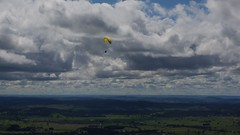 Epsilon1 (overflow50) Tags: paragliding paraglider canberra spring springhill sky clouds