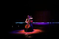 Maya Fridman 7465-3_1477 (Co Broerse) Tags: music composedmusic contemporarymusic gaudeamus gaudeamusmuziekweek gaudeamusmusicweek utrecht 2016 tivolivredenburg cobroerse lunchpauzeconcert cva conservatoriumvanamsterdam mayafridman cello csarlttger danseurdecorde
