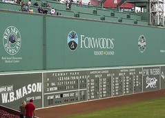 The Green Monster-5378 (Silva Image) Tags: boston cambridge fenway redsox