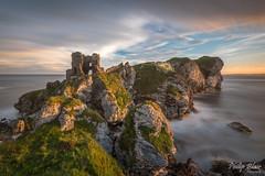 Kinbane Head (Philip Blair's Photos) Tags: kinbane head castle antrim coast irish sea ballycastle ulster northern ireland nikon d750 nikkor 1635f4 sunrise long exposure