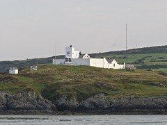 4096 Goleudy Trwyn y Balog - Point Lynas Lighthouse. (Andy panomaniacanonymous) Tags: 20160907 cruise ggg goleudytrwynybalog headland hhh lighthouse lll pointlynas ppp roundtrip trwyneilian ynysmon