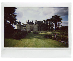 (cedrictega) Tags: chaumont castle architecture spring france instax lomo analog