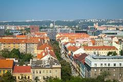 A view from Vtkov (AlyonaOrlova) Tags: nikon d5300 city prague czech house architecture urban roof