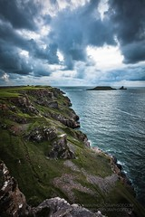 20160930_MG__0566 (Photographsof.com) Tags: rhossilli wormshead llangennith wales walking beach beachscape swansea swanseabay seascape nightphotography nightscape sheep visitwales gower cliffs sea clouds sky skycolours