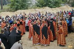 28. Престольный праздник в Святогорске 30.09.2016